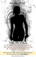 UPCOMING Webcomics : THE DEVICE Teaser by johnbecaro