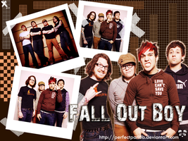 Fall Out Boy - 8th Wallpaper by PerfectPanda