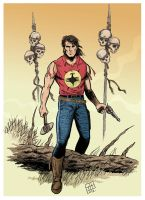 zagor by xilrion