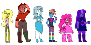 the gems of harmony by BR8Kspider