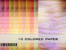 colored paper by ashwaaag