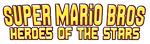 SMB Heroes of the Stars Logo (Final Version) by KingAsylus91