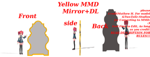 MMD Mirror DL by Two-Tailz-Studios