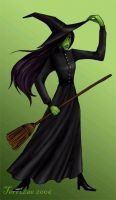 Elphaba by Terrizae by The-Wicked-Club