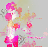 Always [Yuuki x Zero] by WaveQuestionmark
