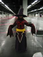 Heartless Wizard Cosplay by Knightfourteen