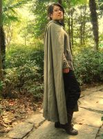 Wearing Cloak ID 2 by Norloth