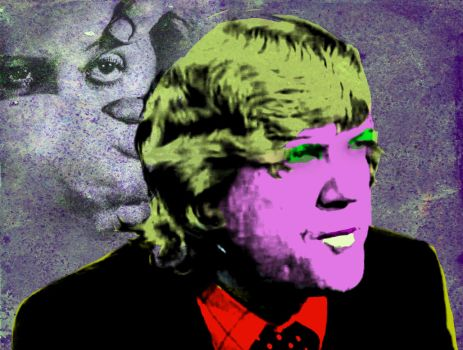 shocking robert Hughes11 by c-avery-collages