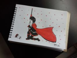 [RWBY] Monty Oum Tribute by darkcreamz95