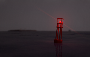 Buoy Scene by Exherion