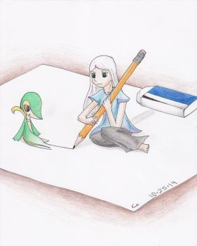 Let's Draw by Mara164