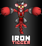 Iron Tigger by debureturns