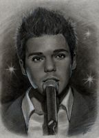 Anthony Callea - The Prayer 1 by akaLilith