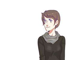 sprite of me i guess by Palindromee