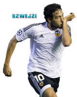 Dani Parejo by szwejzi
