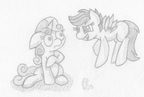 You can fly?! by Ramott