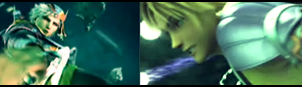 dissidia final fantasy banner by Luja88