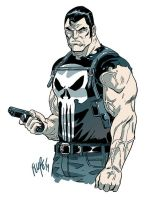 Frank Castle: The Punisher by FelipeSmith