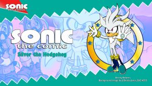 Sonic the Comic : Silver by ThePandamis