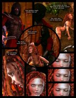 The Androssian Prophecy page 4 rough draft by Bad-Dragon