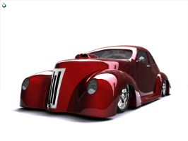 hotrod.014 by Matt-Mills