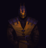 Scorpion MKX by PitBOTTOM