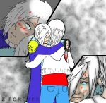 Z Forever Contest by WhiteHairArtist