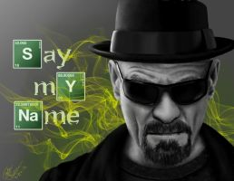 Heisenberg by theant4