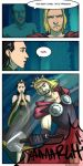 and you know that bit in Thor when he sez... by Go-Devil-Dante