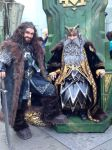Thorin and Thror by Jathoris