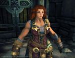 Darksiders II Forge Sister by GrayGinther