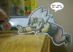 Paper Child: Soul Eater by jakks004