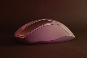 MS Bluetooth Mouse -purple- by Kouri1977