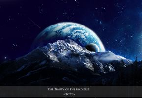 the beauty of the universe by I3a12C1