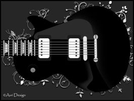 Gibson Les paul by avrin1
