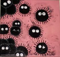 Soot Sprites by dragonslayer09