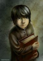 Portrait of a Young Wizard by kotofeika