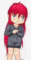 Little Ulicia by Chibi-tan107