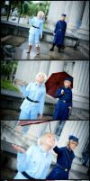 SuFin: Sharing an Umbrella by MaskedPhantom