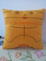 Handmade Star Wars C-3PO Plush Pillow by RbitencourtUSA