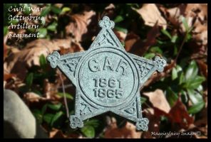 War Grave Marker by Maggiesdaisy