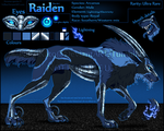 Raiden (Arcanus) Reference 2016 by NinjaKato