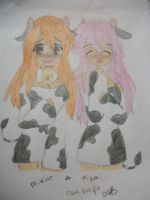 moe cows say moo? by BoudreauX24