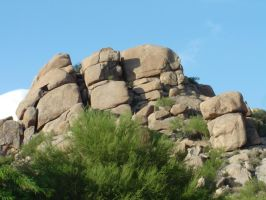 Arizona Boulders by TRANS4MATICA