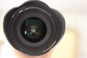 Tokina 11-16mm Top View by EaGle1337