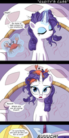 Rarity's Case by DeusExEquus