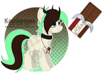 [COM] Chocolate M1nt Custom! by Kazziepones