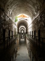 Eastern State Penitentiary 10 by Dracoart-Stock