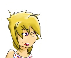 Chica the human by FreedRose