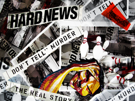 Hard News Two by strange-art-gallery